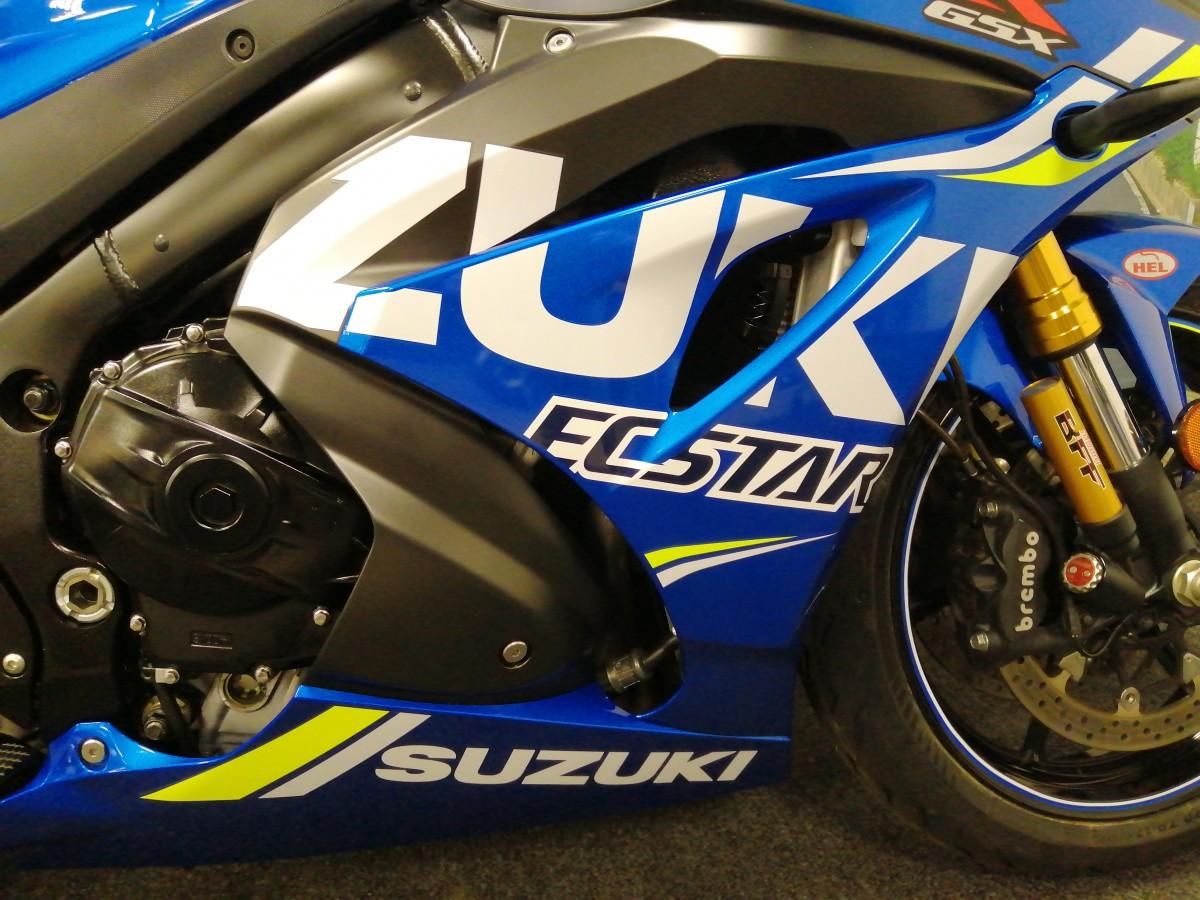 SUZUKI GSX-R1000RAL8 2018