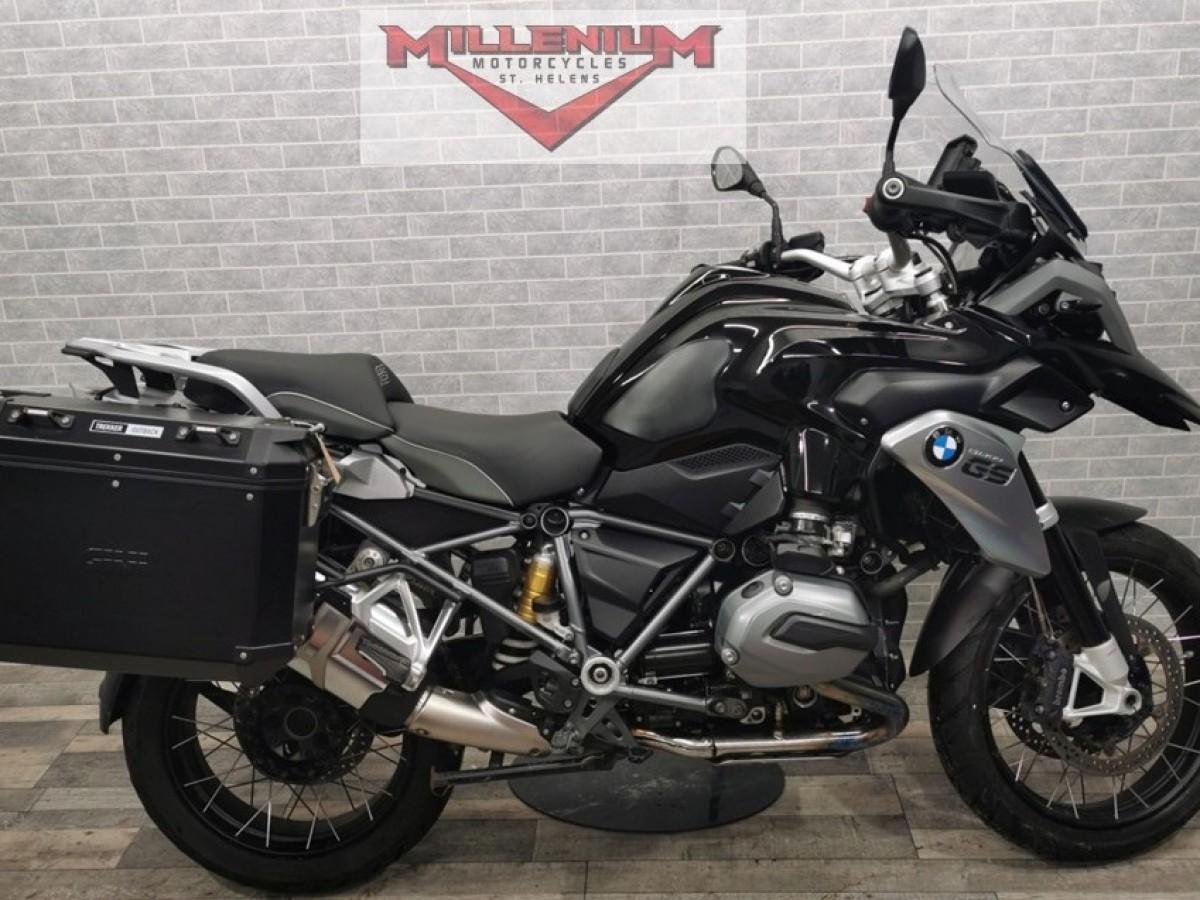 Buy Online BMW R1200 GS TRIPLE BLACK