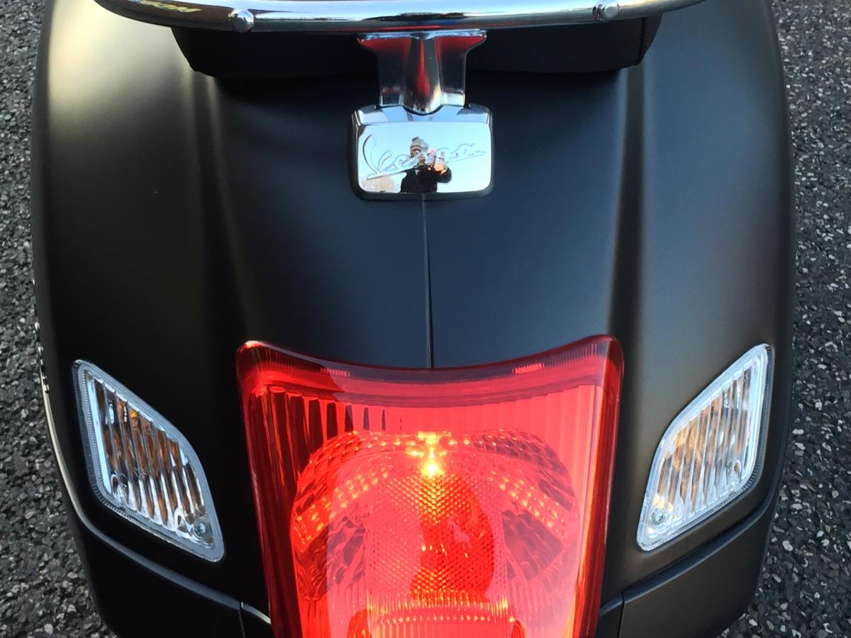 Piaggio Vespa GTS300 IE Super Sport SE 2012