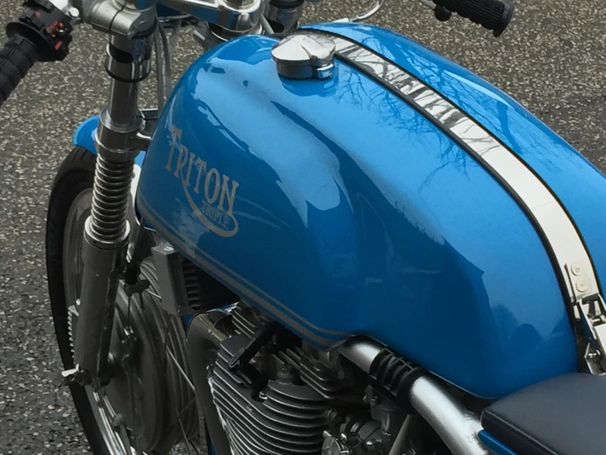 NORTON TRITON 750 1962