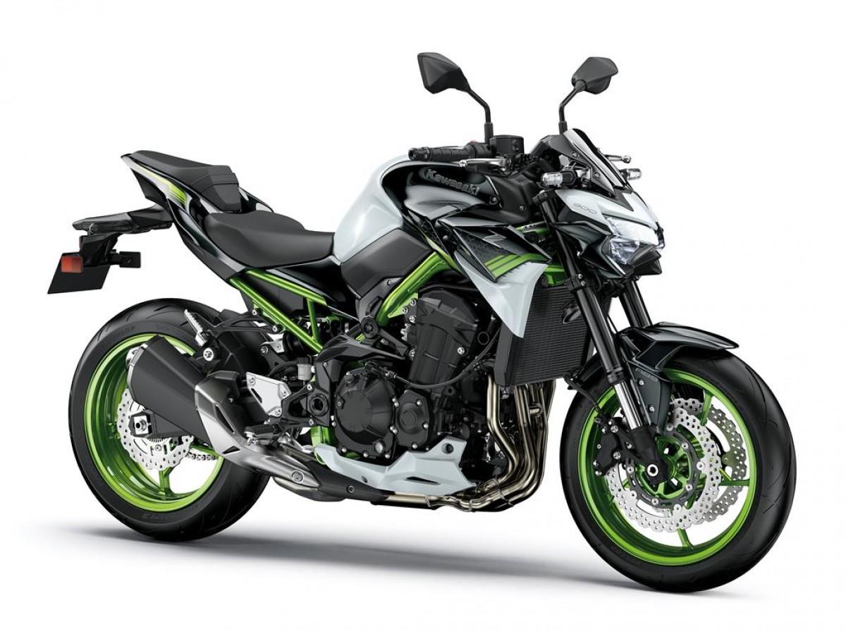 Kawasaki Z900 2021