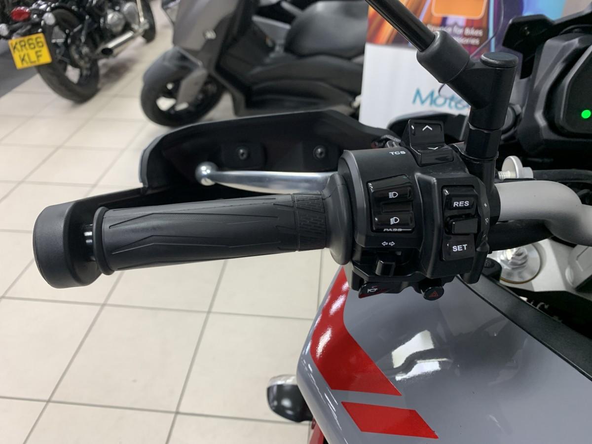 Yamaha Tracer 900 GT 2019