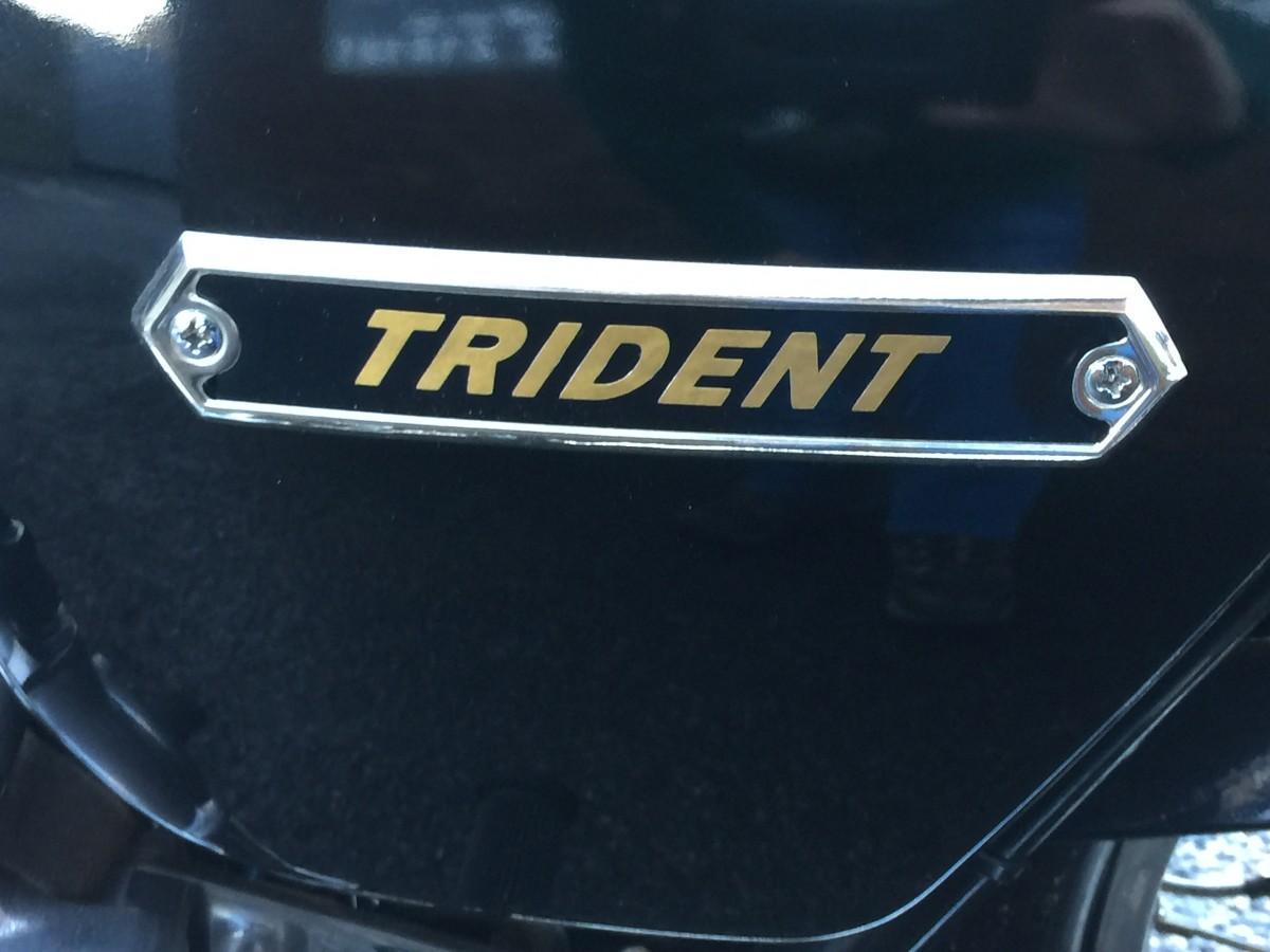 TRIUMPH TRIDENT T160 1979