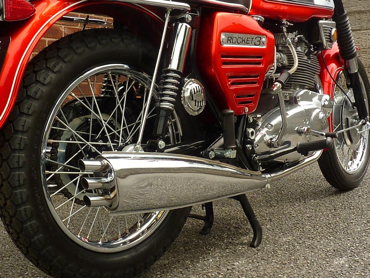 BSA ROCKET 3 A75 R3 1969