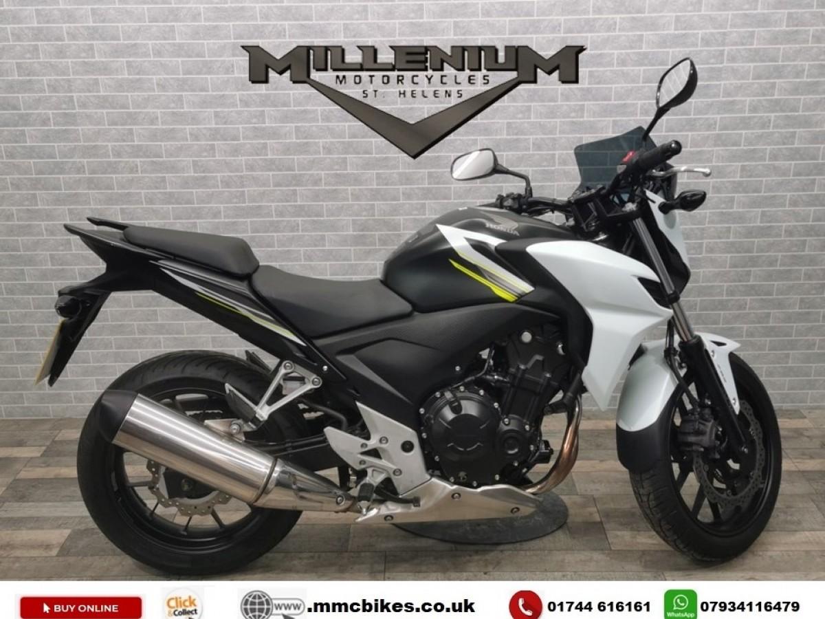 Buy Online Honda CB500 FA