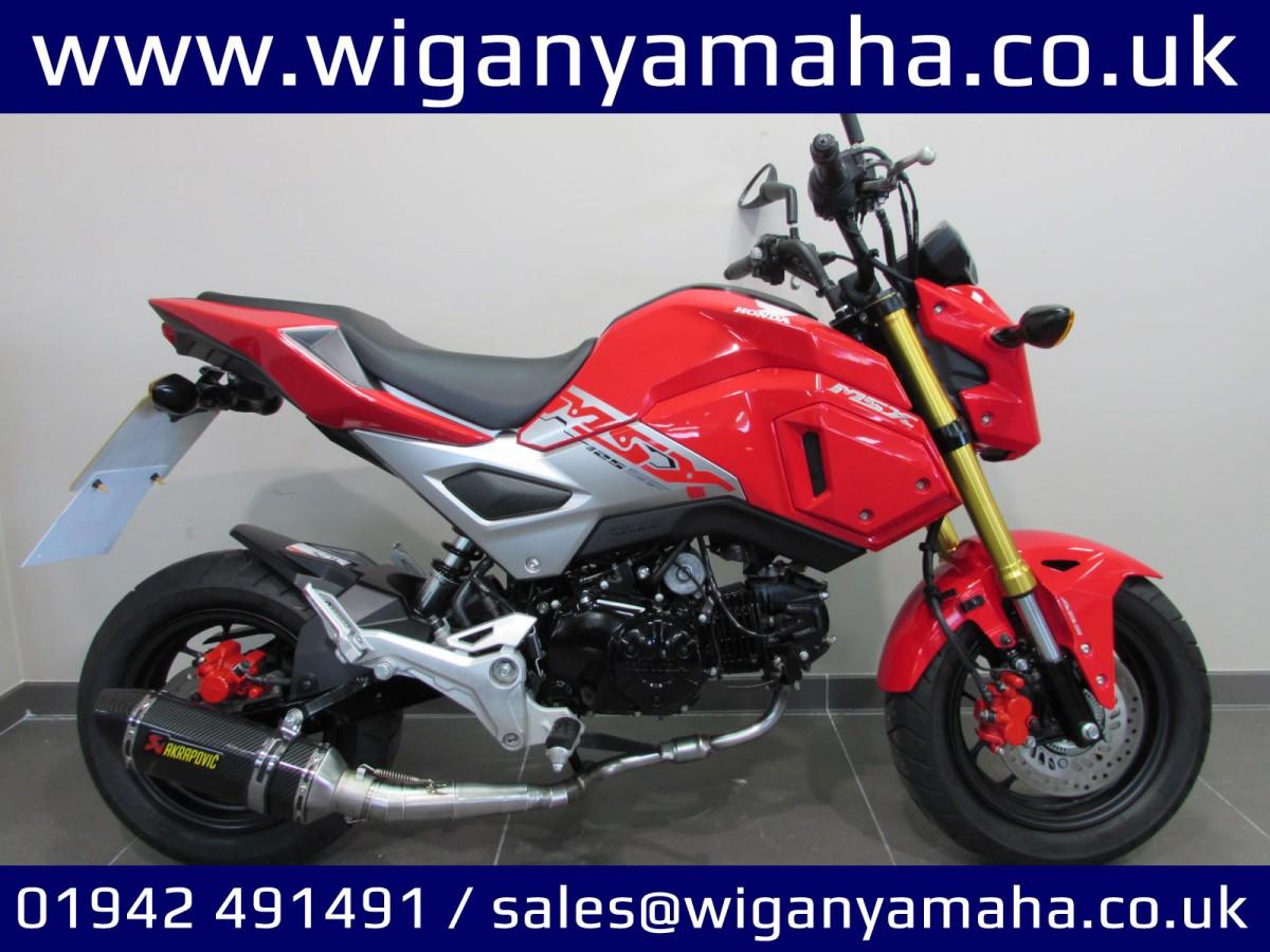 Buy Online HONDA MSX125