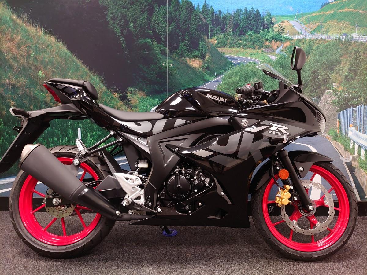 Buy Online Suzuki GSX-R125XAM1