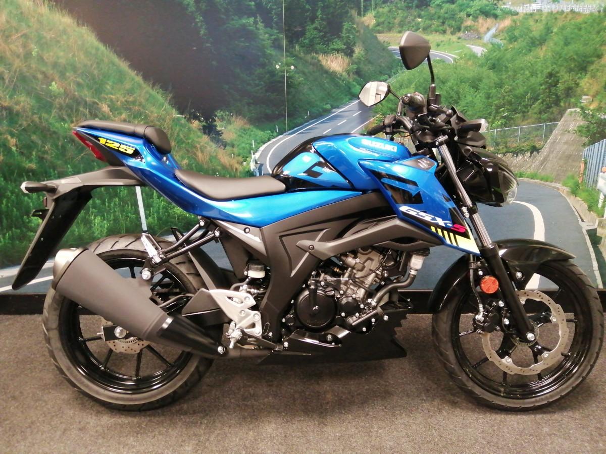 Buy Online Suzuki GSX-S125XAM1