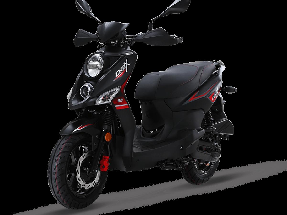 Sym Crox 125cc CBS E4 2021