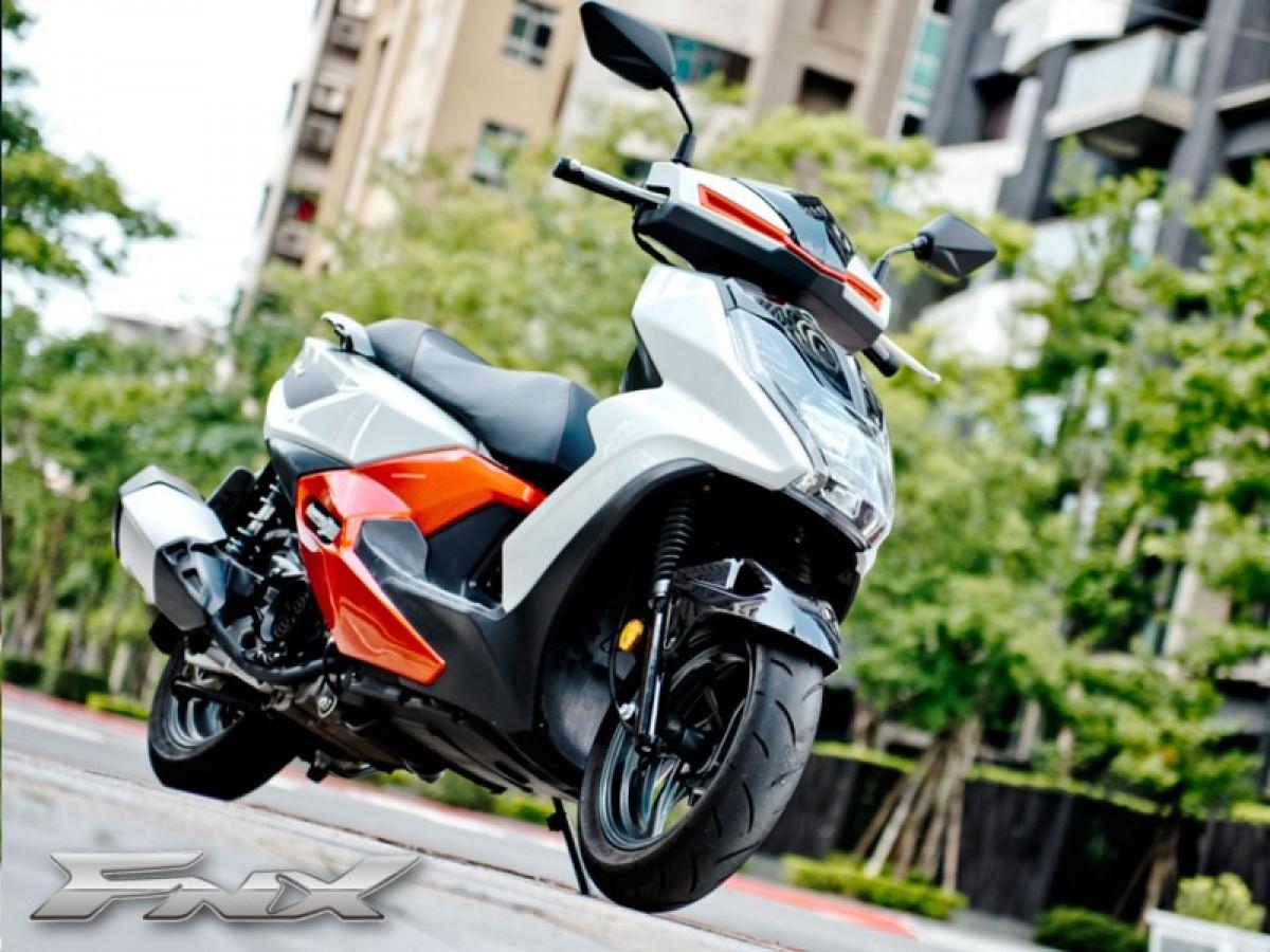 Sym FNX 125cc CBS E4 2021