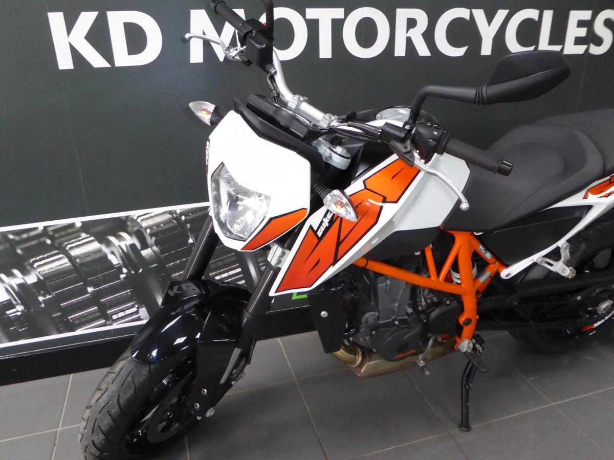 KTM 690 DUKE 2016