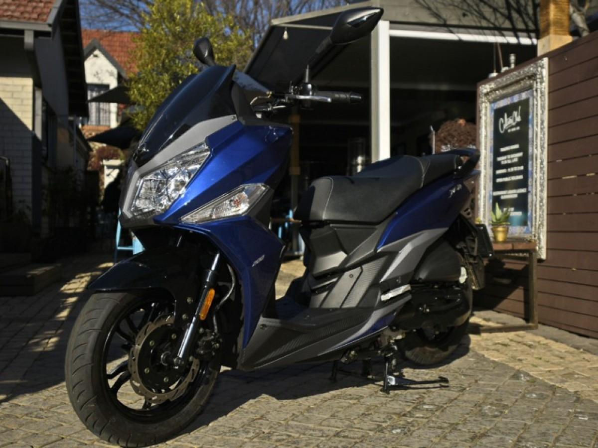 Sym Jet 14 200cc E4 2020