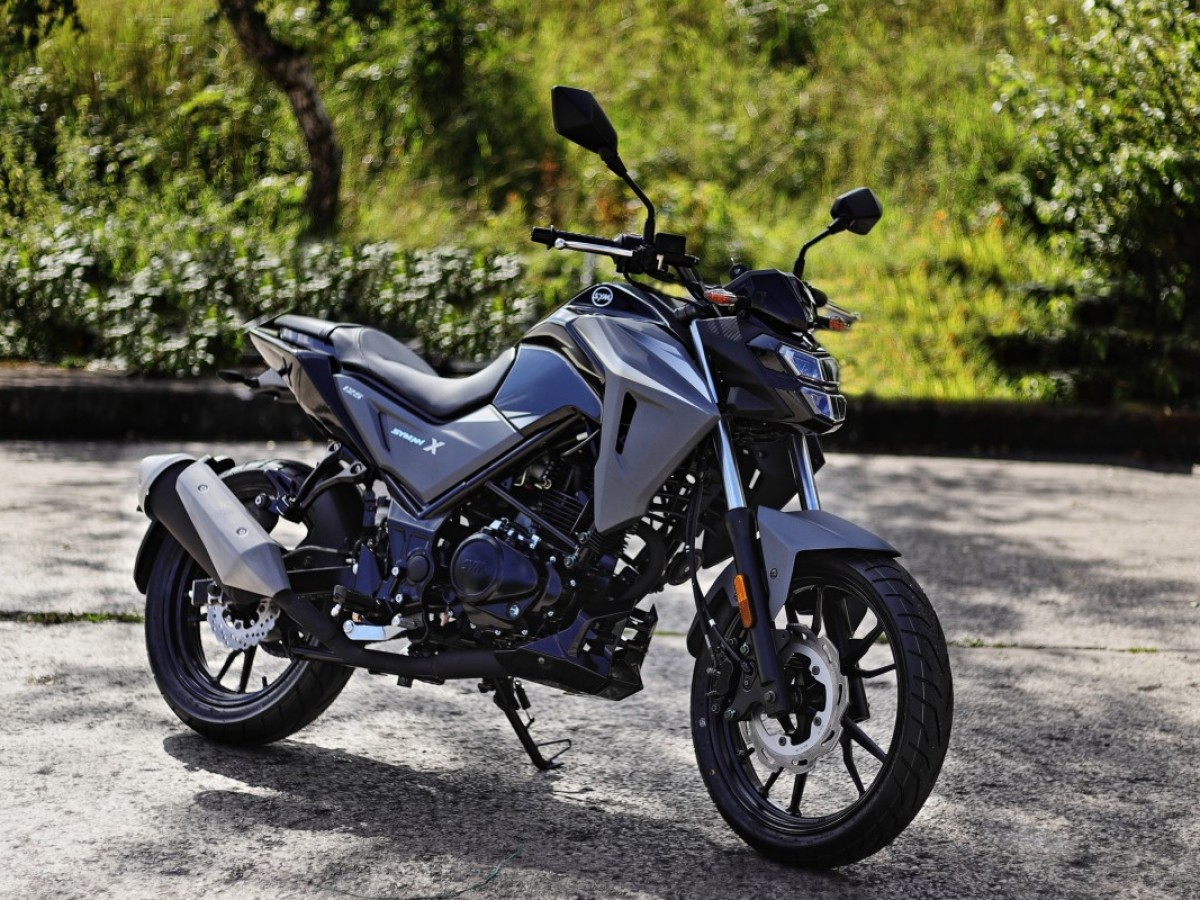Sym SYM NHX 125cc E4  FREE SECURITY CHAIN WORTH £100 2020