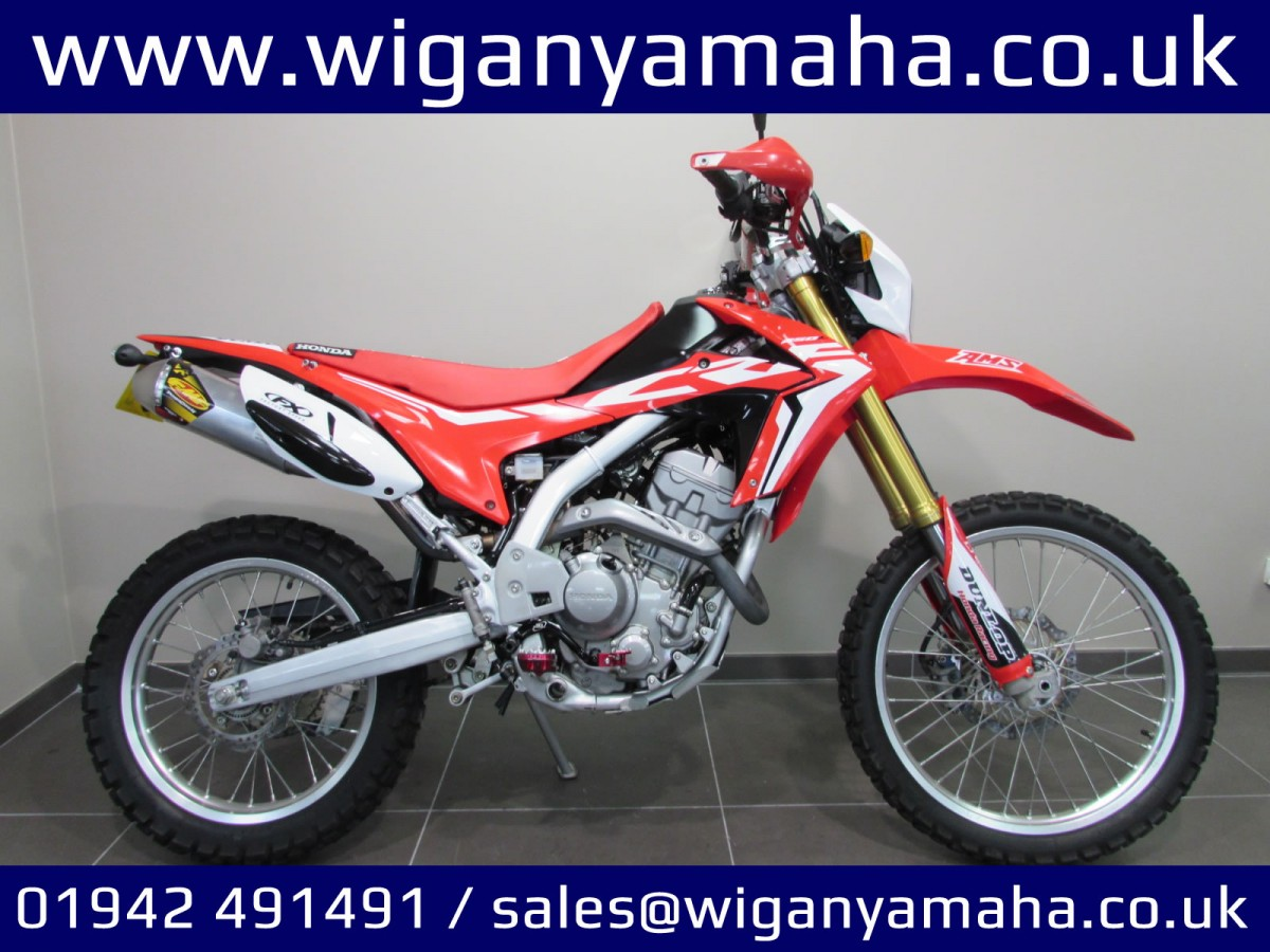 Buy Online HONDA CRF250L