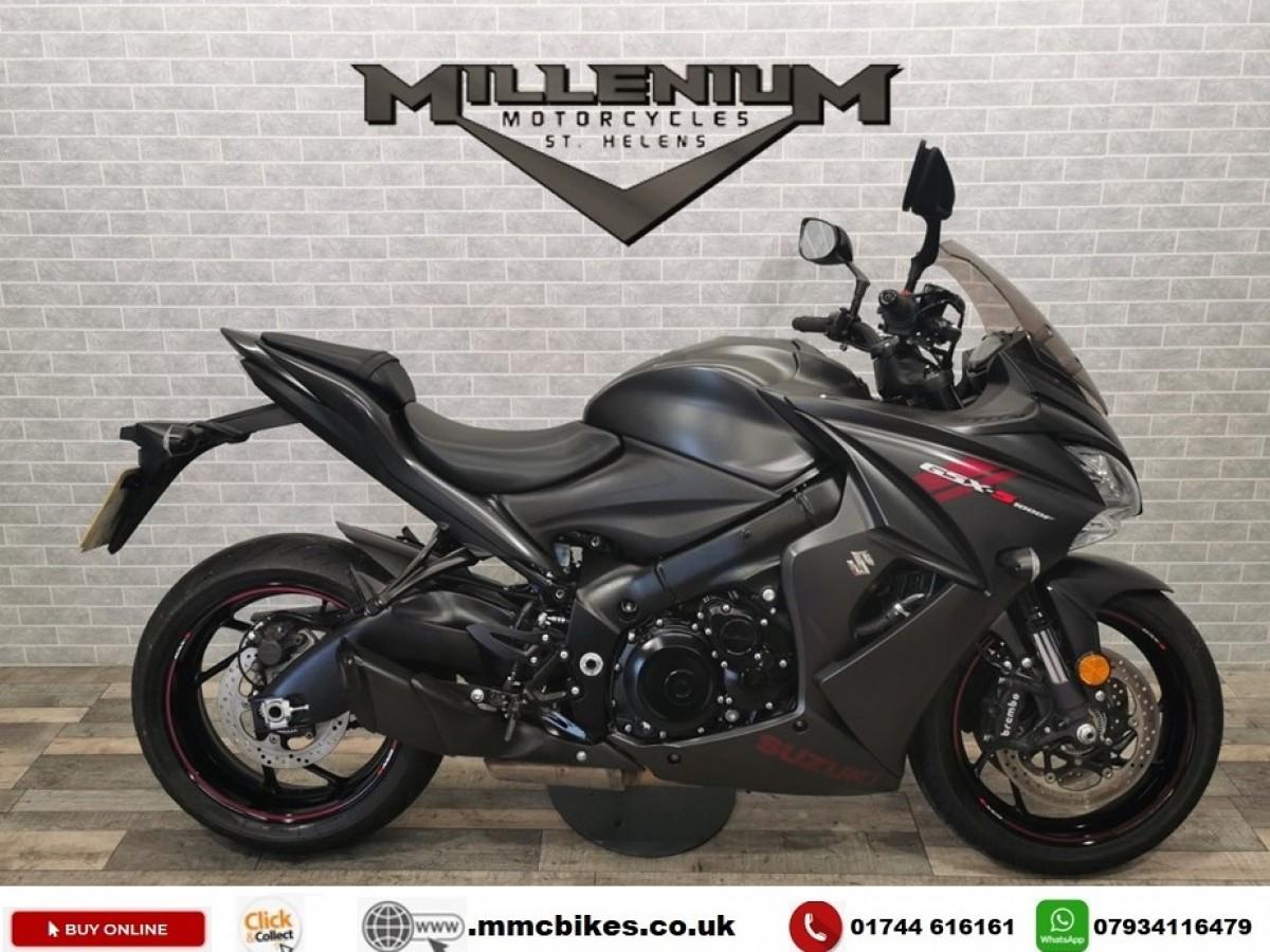 Buy Online Suzuki GSX-S1000FZ AL8