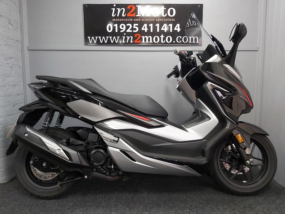 Buy Online Honda NSS 300 A-K