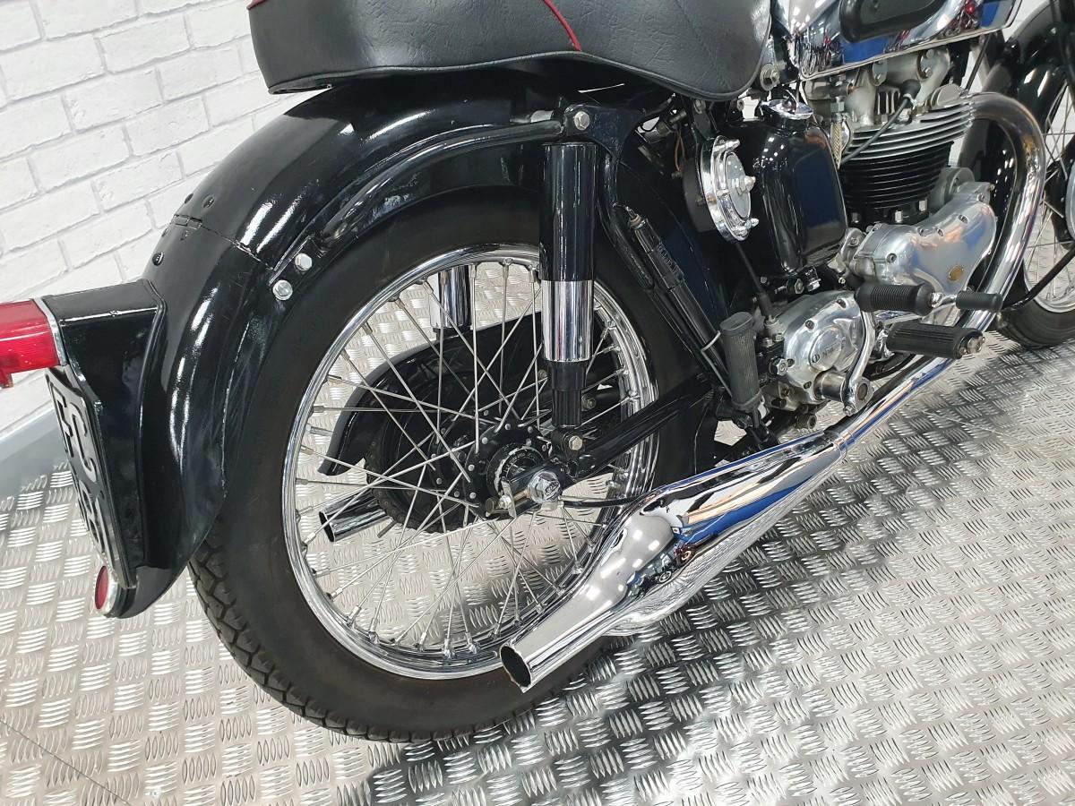 NORTON Dominator Model 7 1955
