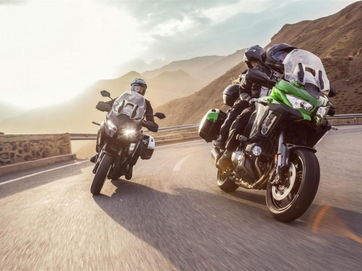 Kawasaki Versys 1000 SE Grand Tourer KLZ1000DLF 2020