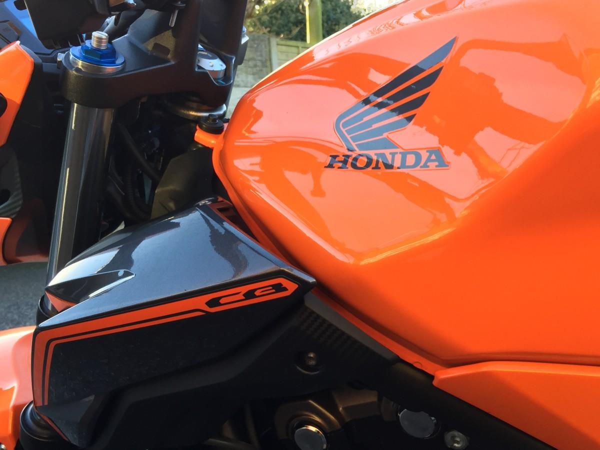 HONDA CB500FA-H 2017