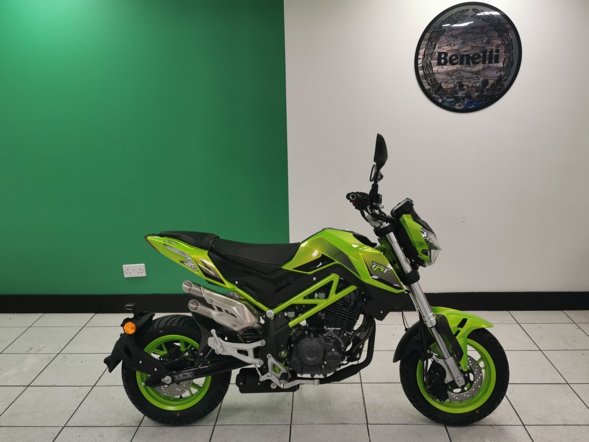 Buy Online Benelli TnT 125cc
