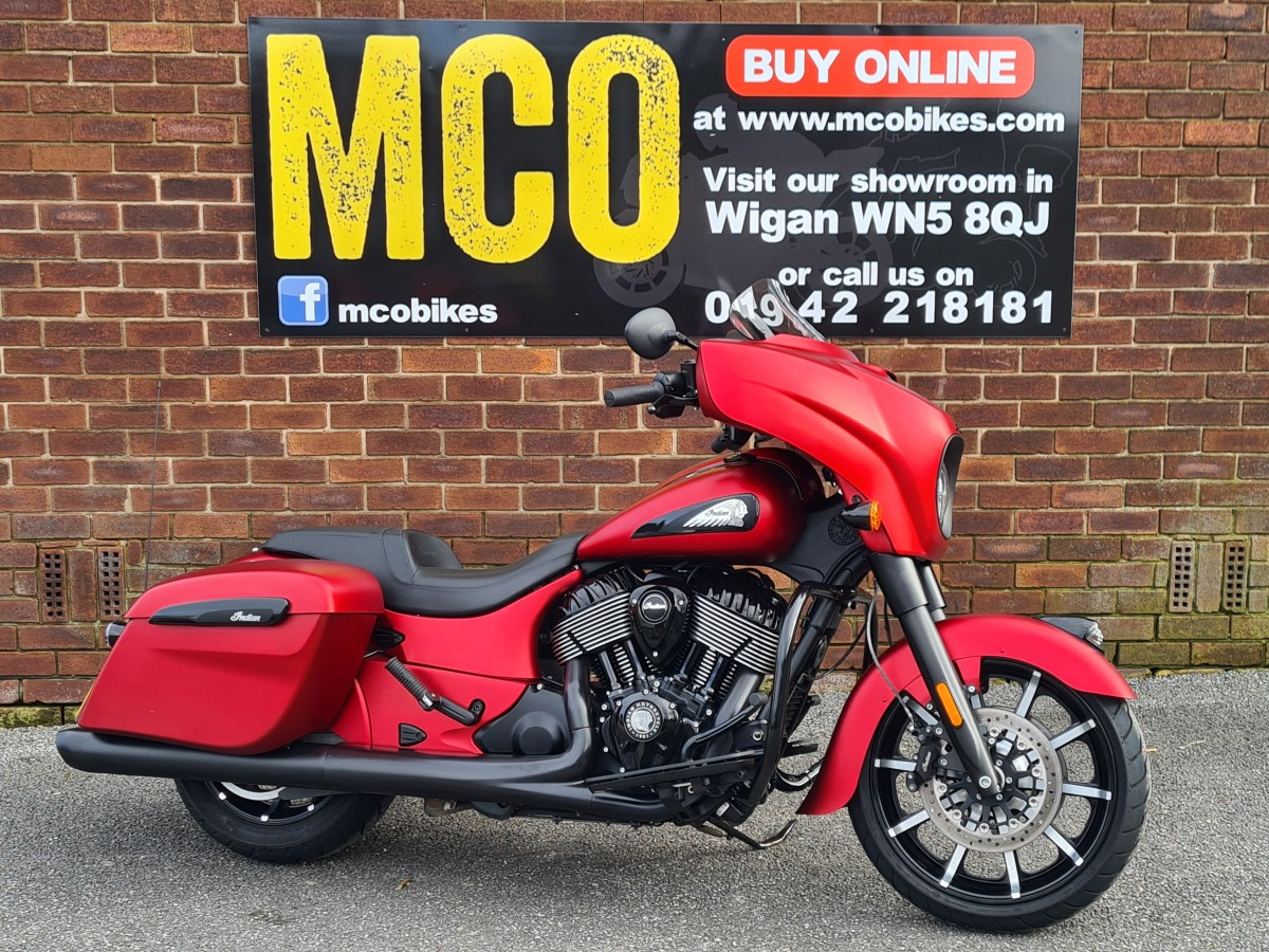 Buy Online INDIAN CHIEFTAIN DARKHORSE