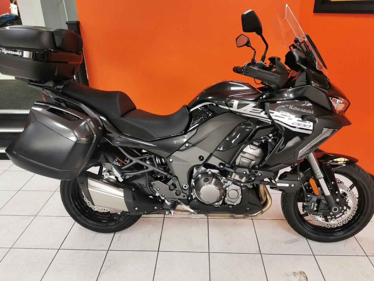 Buy Online Kawasaki Versys 1000 SE Grand Tourer