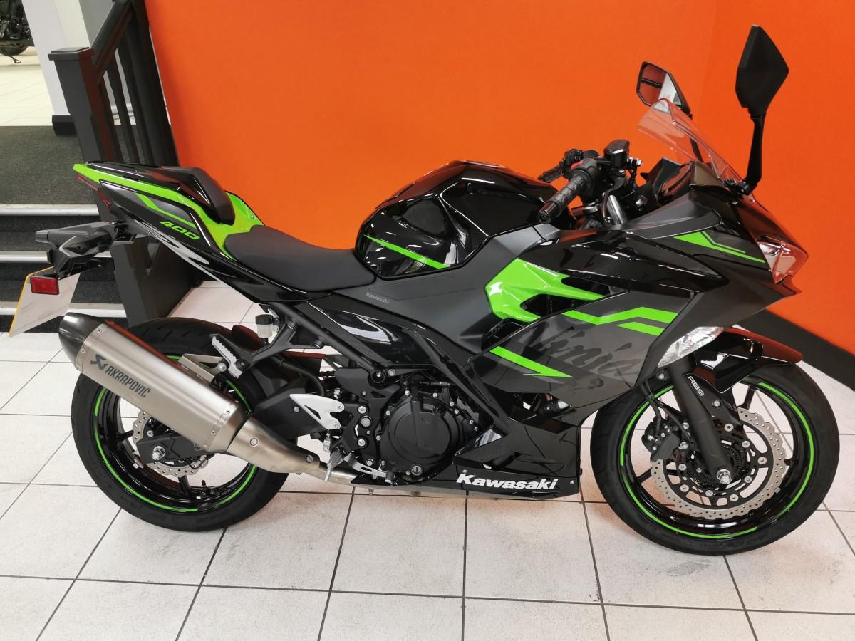 Buy Online Kawasaki Ninja 400 Performance