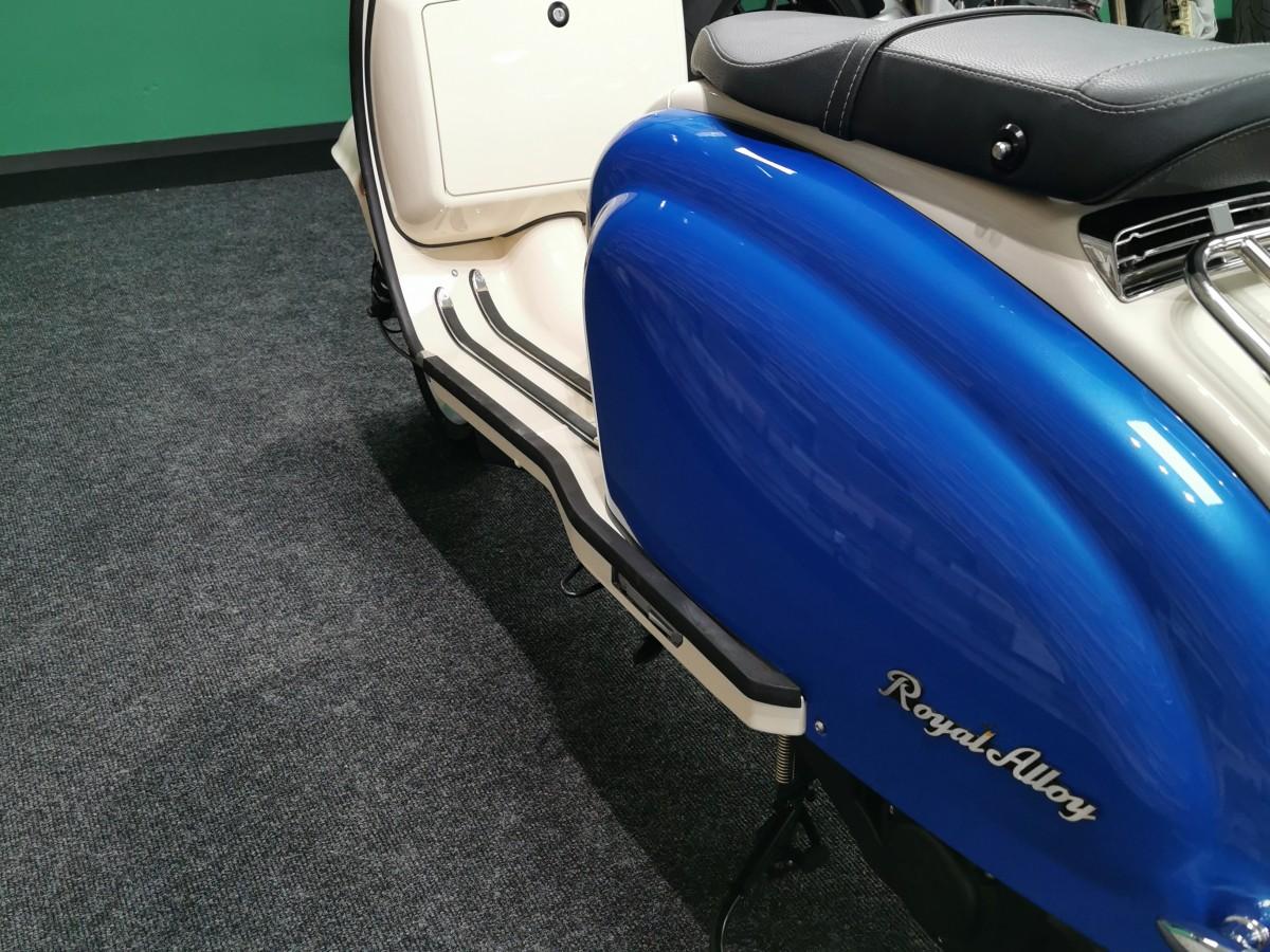 Royal Alloy TG 125cc S LC ABS 2021