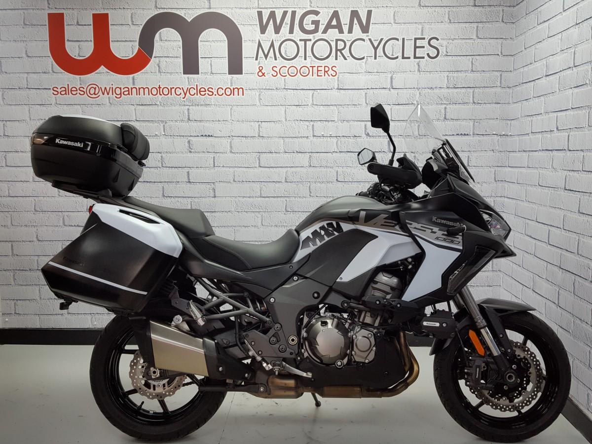 Buy Online Kawasaki KLZ1000DKF SE