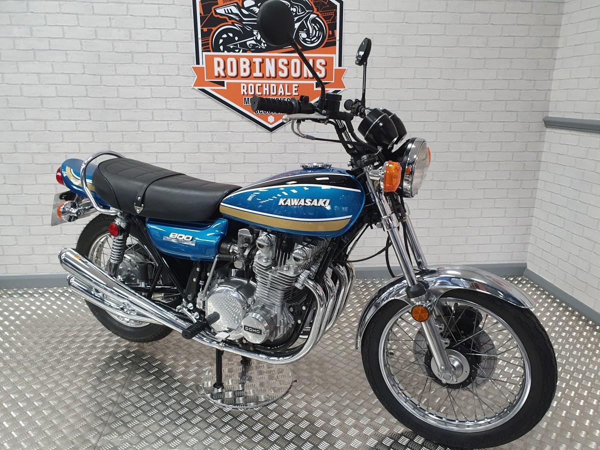 Kawasaki Z900 1975