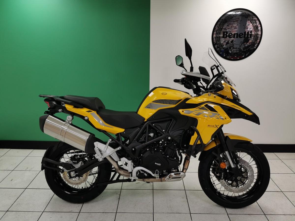 Buy Online Benelli TRK 502 X