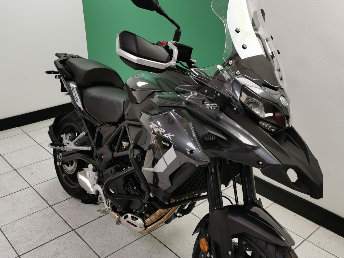 Benelli TRK 502 2021