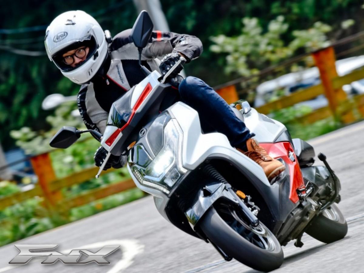 Sym FNX 125cc Euro 5 2021