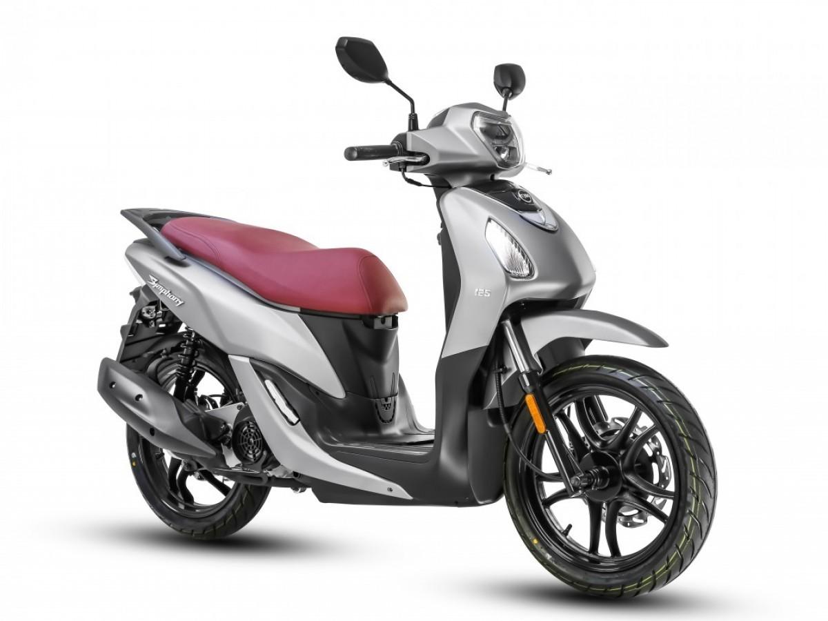 Sym SYMPHONY 125cc CBS E5 2021