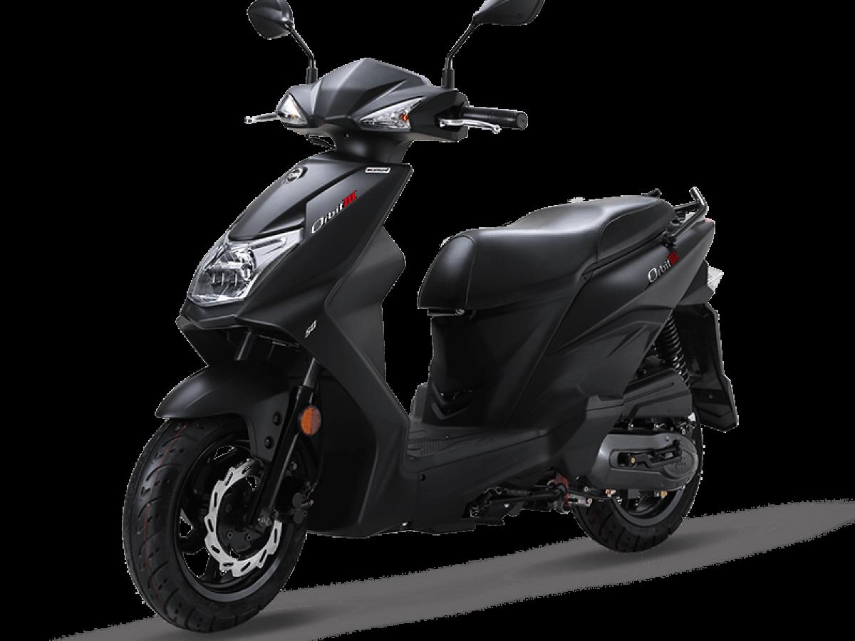 Sym Orbit 125cc E5 2021