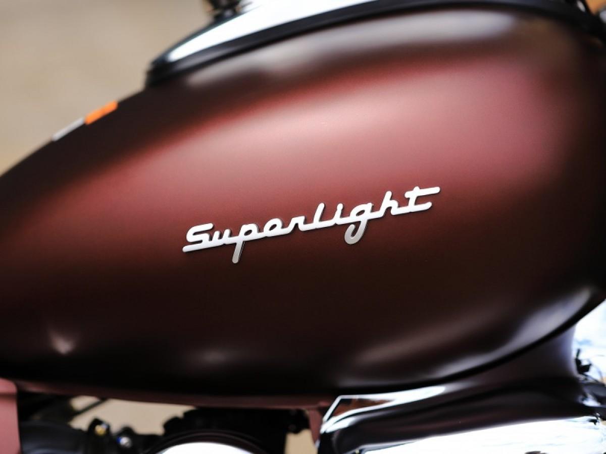 Keeway Superlight 125cc LTD E5 2021