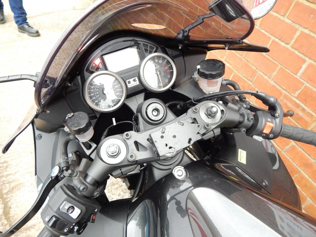 Kawasaki ZX1400HGF Performance 2016