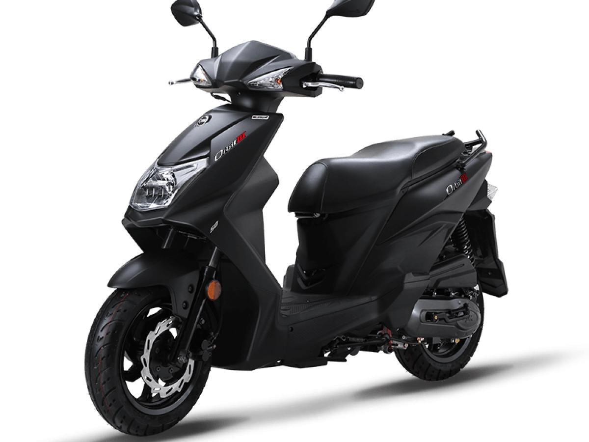Sym Orbit 125cc E5 2021