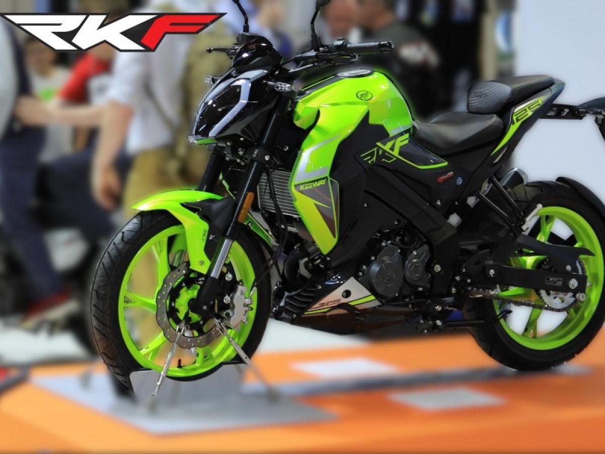 Keeway RKF 125cc E5 2021