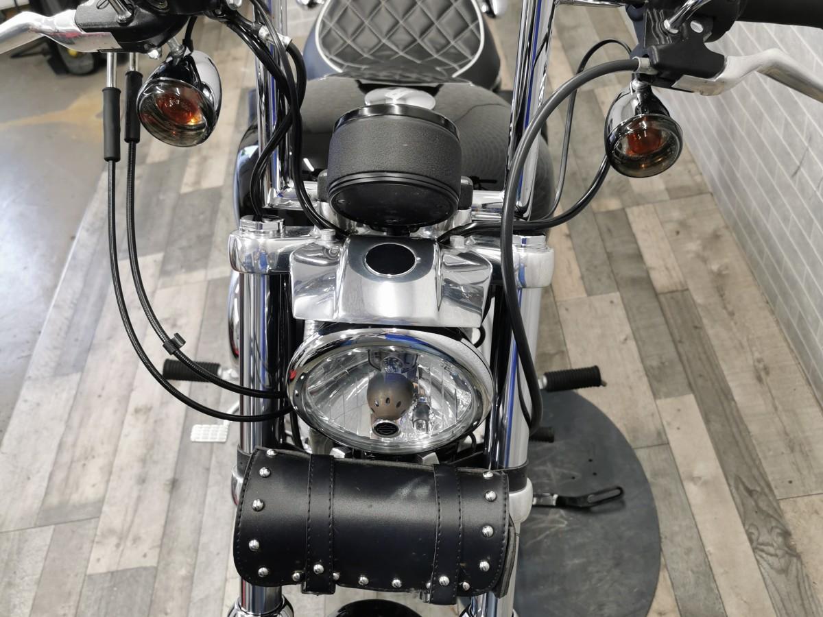 HARLEY DAVIDSON XL 883 L SUPERLOW 19 2020