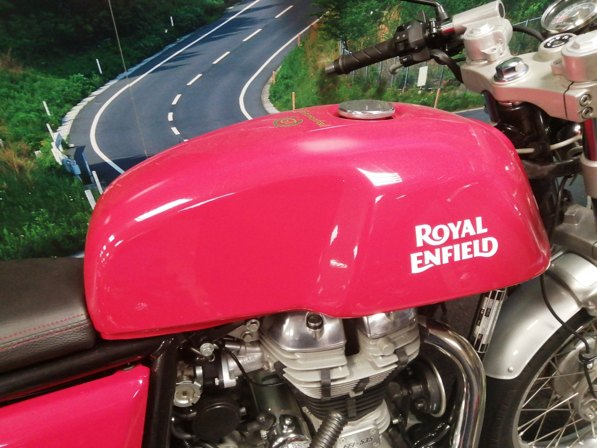 ROYAL ENFIELD CONTINENTAL GT E4 2020