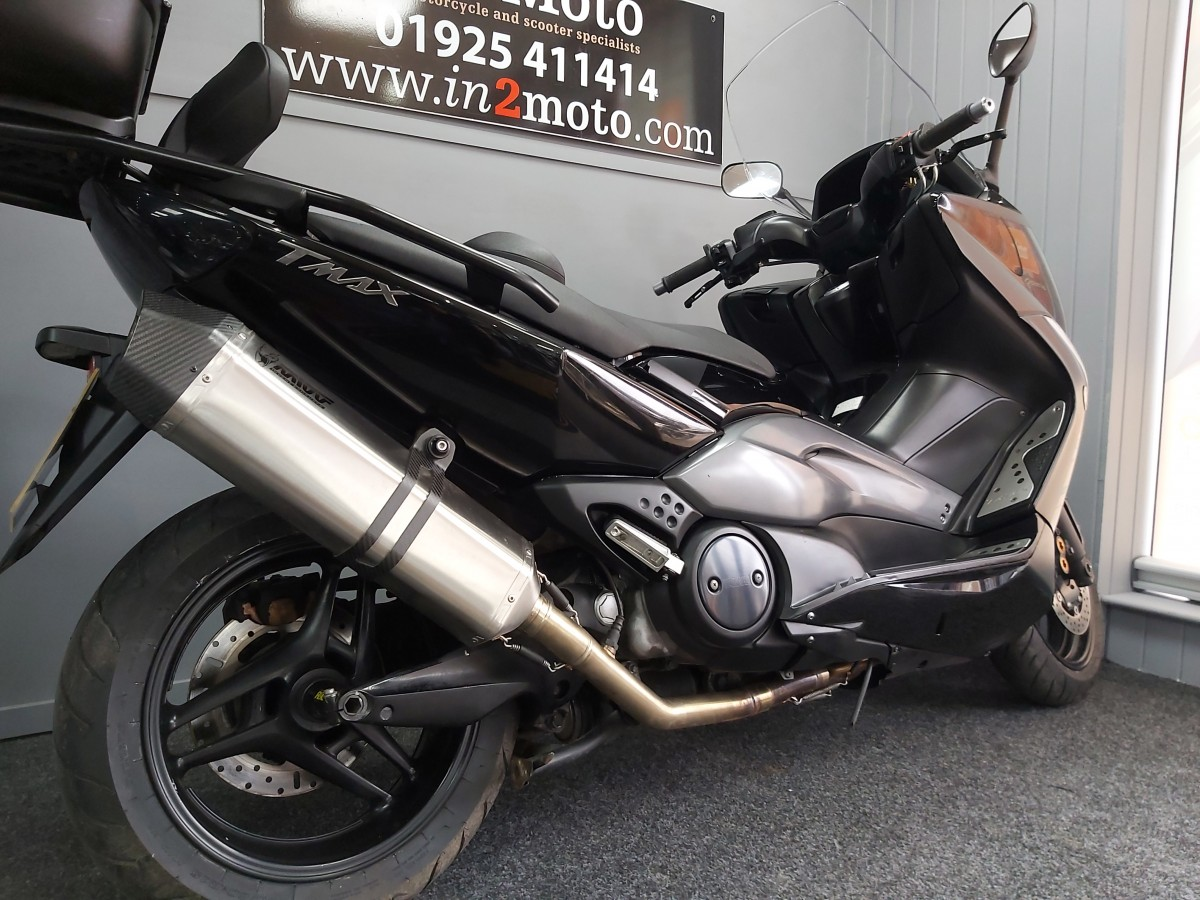 Yamaha XP500 2008