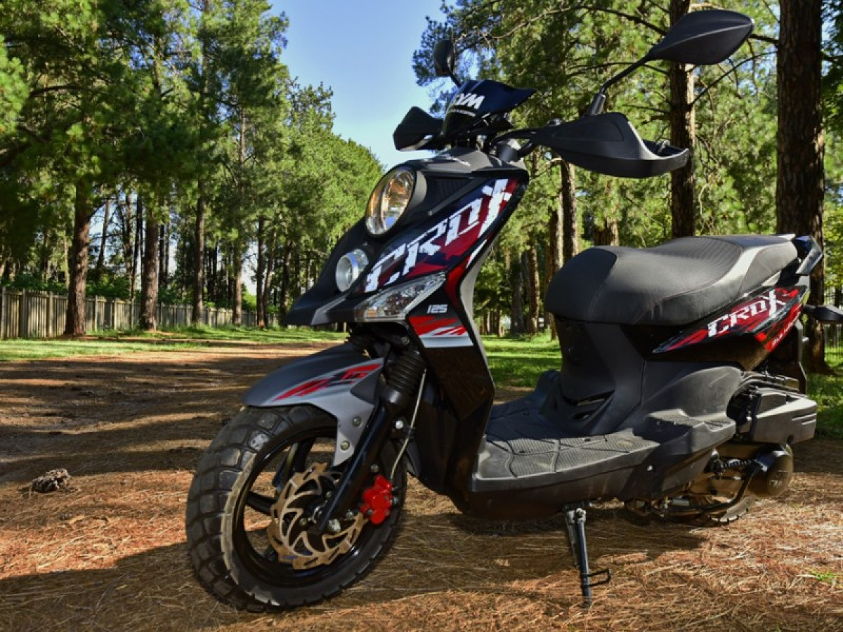 2020 SYM Crox 125cc CBS E4