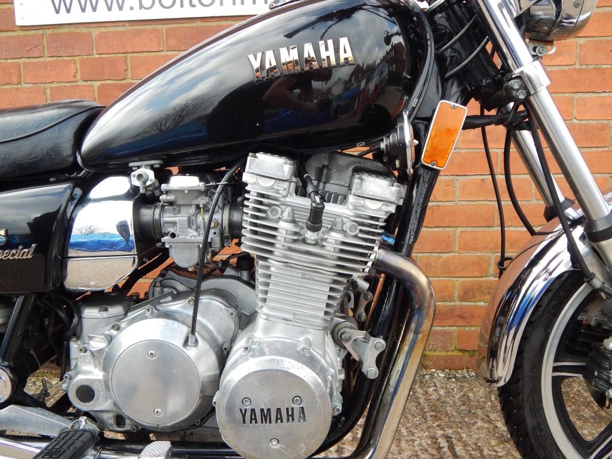 YAMAHA XS1100 1979