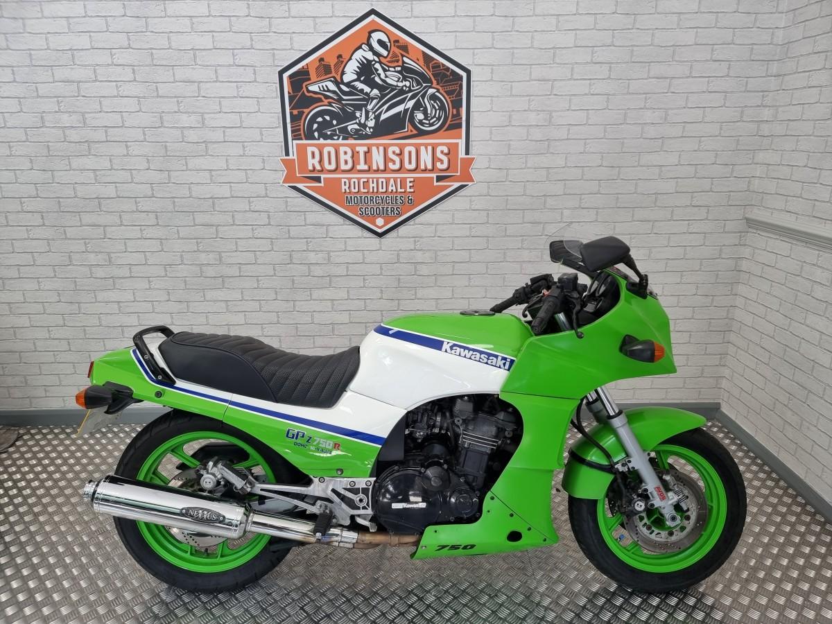 Kawasaki ZX750 G3 1987