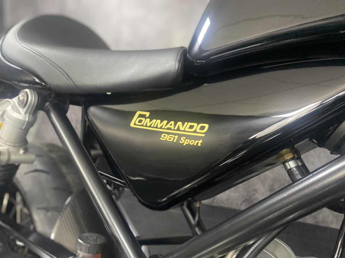 Norton Commando 961 Sport 2012