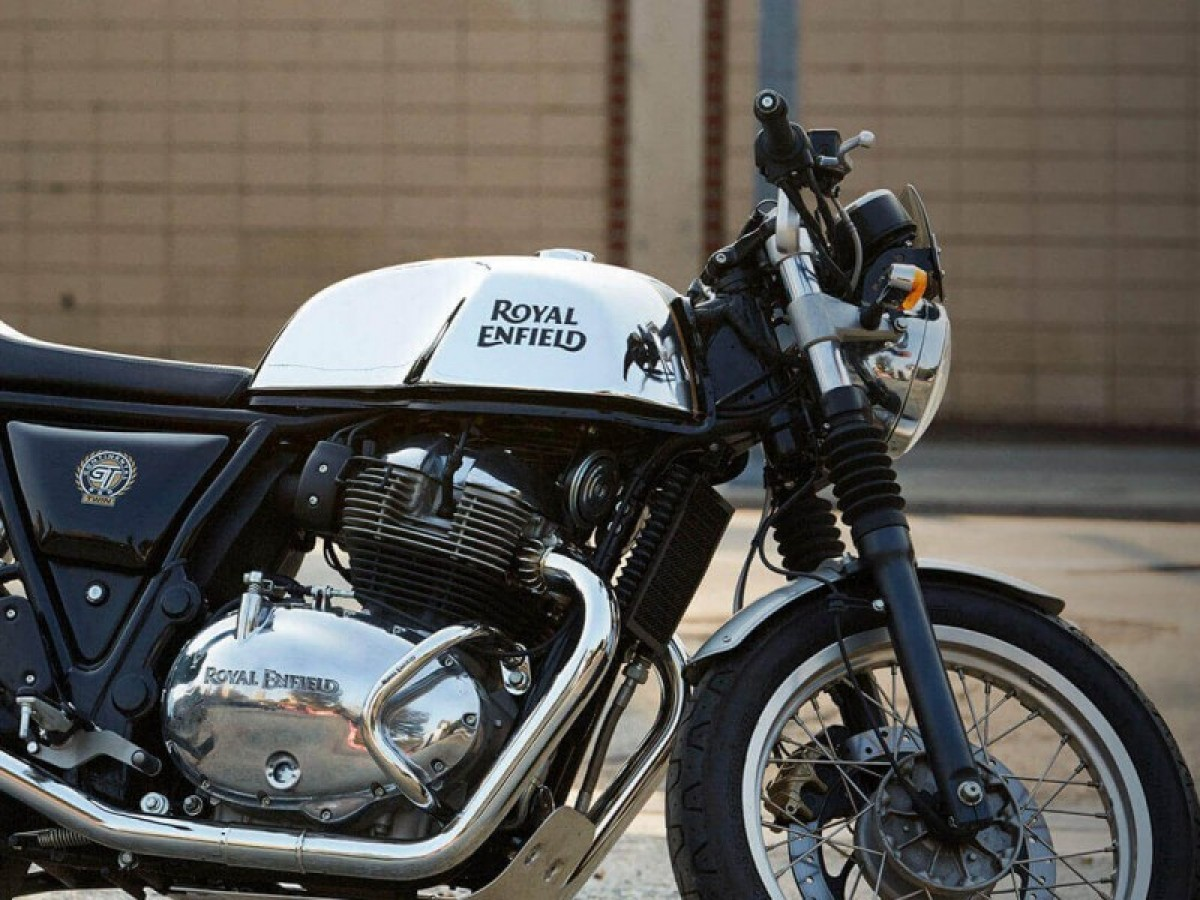 2020 Royal Enfield Continental GT 650 Twin Chrome