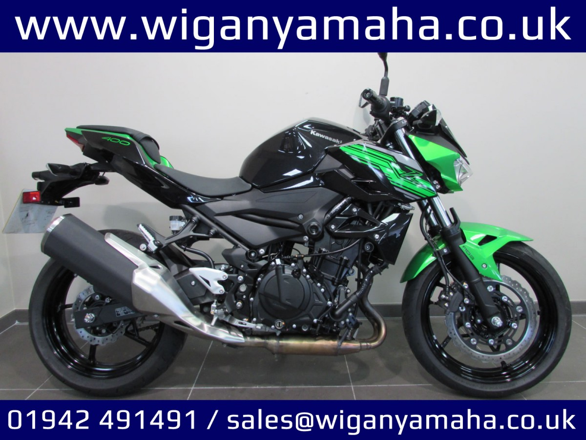 Buy Online KAWASAKI Z400