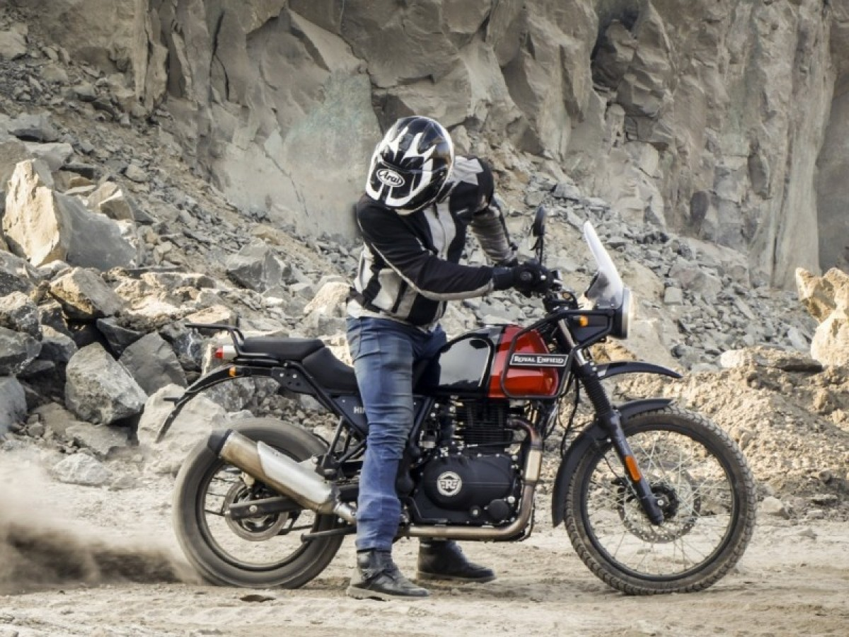 Royal Enfield Himalayan Dual Color 2020