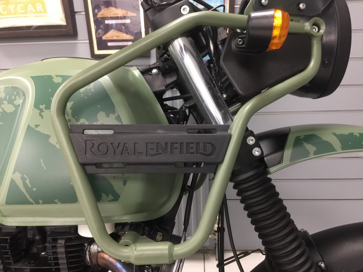 Royal Enfield Himalayan Dual Color Euro 5 2021